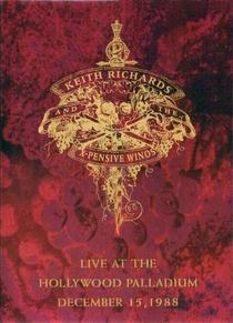 Keith Richards - Live at the Hollywood Palladium - Poster / Capa / Cartaz - Oficial 1