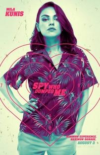 Meu Ex é um Espião - Poster / Capa / Cartaz - Oficial 4