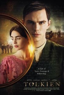 Tolkien - Poster / Capa / Cartaz - Oficial 1