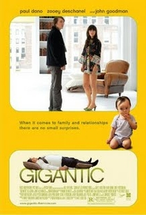 Gigantesco - Poster / Capa / Cartaz - Oficial 2