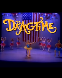 Dragtime - Poster / Capa / Cartaz - Oficial 1