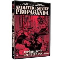 Propaganda Soviética Animada Parte I: Americanos Imperialistas - Poster / Capa / Cartaz - Oficial 1