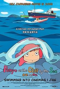 Ponyo: Uma Amizade que Veio do Mar - Poster / Capa / Cartaz - Oficial 46