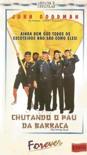 Os Caras Errados - Poster / Capa / Cartaz - Oficial 1