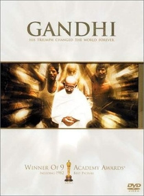 Gandhi - Poster / Capa / Cartaz - Oficial 11