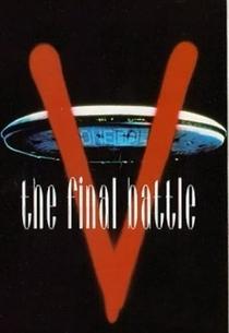V - A Batalha Final - Poster / Capa / Cartaz - Oficial 1