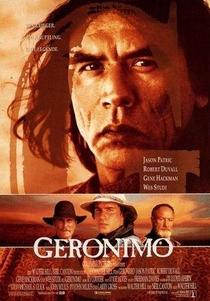 Gerônimo - Uma Lenda Americana - Poster / Capa / Cartaz - Oficial 1