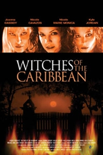 Witches of the Caribbean - Poster / Capa / Cartaz - Oficial 1