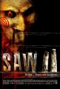 Jogos Mortais 2 - Poster / Capa / Cartaz - Oficial 2