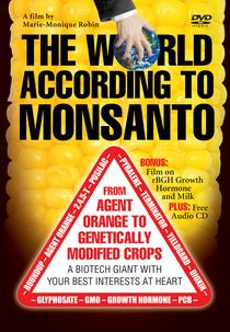 O Mundo Segundo a Monsanto - Poster / Capa / Cartaz - Oficial 3