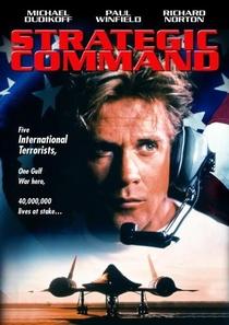 Comando Estratégico - Poster / Capa / Cartaz - Oficial 2