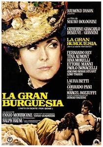 A Grande Burguesia - Poster / Capa / Cartaz - Oficial 1