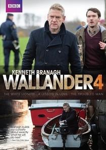 Wallander (4ª Temporada) - Poster / Capa / Cartaz - Oficial 2