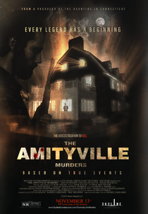 The Amityville Murders - Poster / Capa / Cartaz - Oficial 1