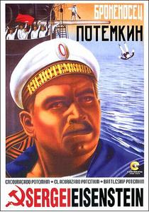 O Encouraçado Potemkin - Poster / Capa / Cartaz - Oficial 5