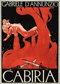 Cabiria - Poster / Capa / Cartaz - Oficial 1