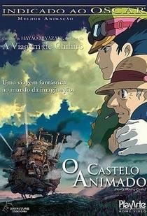 O Castelo Animado - Poster / Capa / Cartaz - Oficial 6