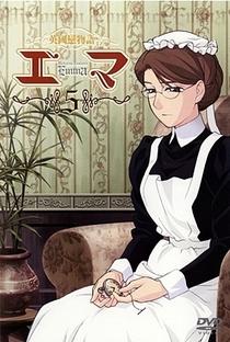 Eikoku Koi Monogatari Emma (1ª Temporada) - Poster / Capa / Cartaz - Oficial 8