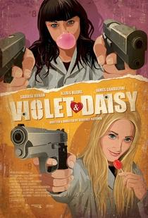 Violet & Daisy - Poster / Capa / Cartaz - Oficial 2