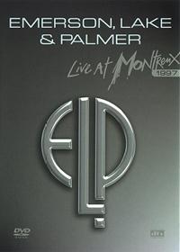 Emerson, Lake & Palmer - Ao Vivo Em Montreux - Poster / Capa / Cartaz - Oficial 1