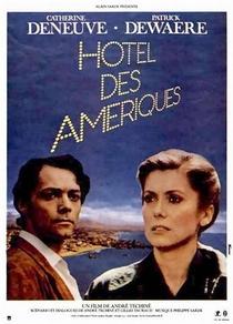 Hotel das Americas - Poster / Capa / Cartaz - Oficial 1