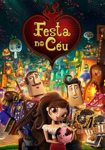 Festa no Céu  - Poster / Capa / Cartaz - Oficial 9