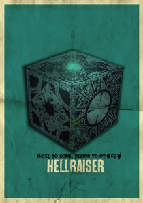 Hellraiser - Renascido do Inferno - Poster / Capa / Cartaz - Oficial 4