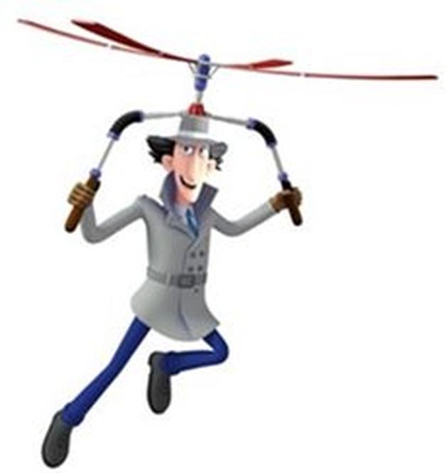 'Inspetor Bugiganga' ganha novo desenho animado