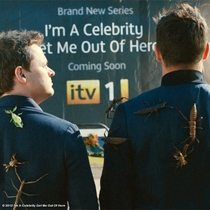 I'm A Celebrity Get Me Out Of Here 2012 - Poster / Capa / Cartaz - Oficial 1