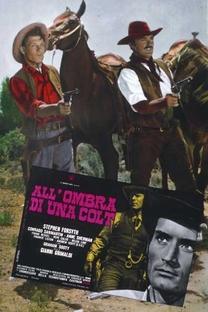 A Sombra de um Revolver - Poster / Capa / Cartaz - Oficial 5