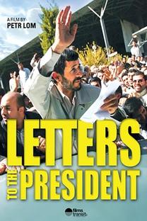 Cartas ao Presidente - Poster / Capa / Cartaz - Oficial 1