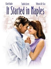 Começou em Nápoles - Poster / Capa / Cartaz - Oficial 1