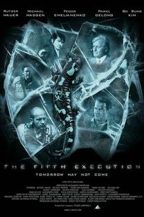 A Quinta Execução - Poster / Capa / Cartaz - Oficial 3
