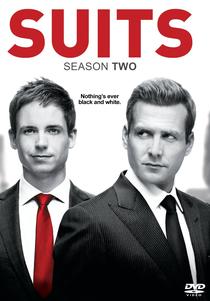 Suits (2ª Temporada) - Poster / Capa / Cartaz - Oficial 1