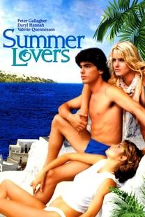 Amantes de Verão - Poster / Capa / Cartaz - Oficial 4
