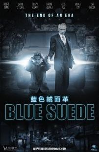 Blue Suede - Poster / Capa / Cartaz - Oficial 1
