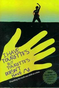 Eu Tenho Tourette, Mas Tourette Não Me Tem - Poster / Capa / Cartaz - Oficial 1