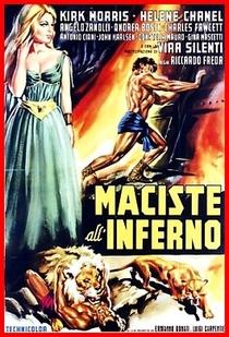 Maciste no Inferno - Poster / Capa / Cartaz - Oficial 2