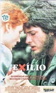 Exílio - Poster / Capa / Cartaz - Oficial 1