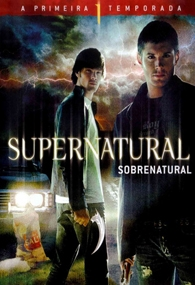 Sobrenatural (1ª Temporada) - Poster / Capa / Cartaz - Oficial 1