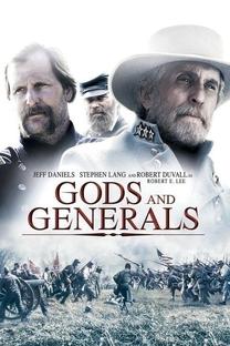 Deuses e Generais - Poster / Capa / Cartaz - Oficial 5