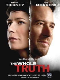 The Whole Truth - Poster / Capa / Cartaz - Oficial 1