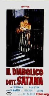 O Terrível Dr. Orloff - Poster / Capa / Cartaz - Oficial 4