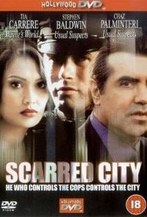 Cidade Marcada - Poster / Capa / Cartaz - Oficial 2