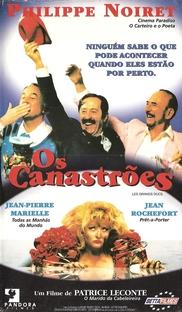 Os Canastrões - Poster / Capa / Cartaz - Oficial 1