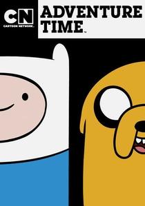 Hora de Aventura (1ª Temporada) - Poster / Capa / Cartaz - Oficial 3