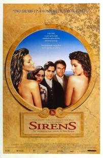 Sereias - Poster / Capa / Cartaz - Oficial 2