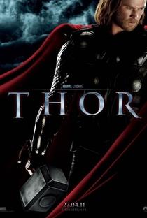 Thor - Poster / Capa / Cartaz - Oficial 4