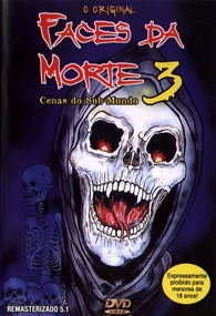 Faces da Morte 3 - Poster / Capa / Cartaz - Oficial 1