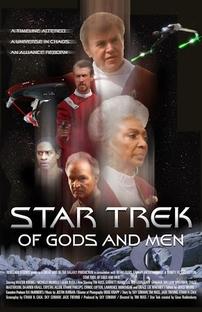 Star Trek - De Deuses e Homens - Poster / Capa / Cartaz - Oficial 1